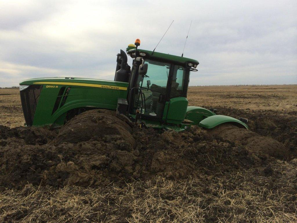 Trebron Winchbox John Deere With Triples Stuck Compound